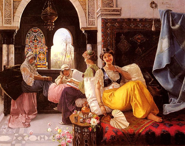 La contemporanéité des concepts de Fatéma Mernissi : Harem & Confinement