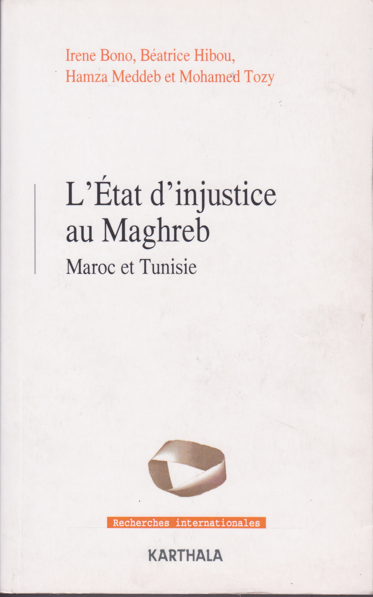 La fabrique de l'injustice