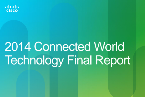 2014 Connected World Technology Final Report