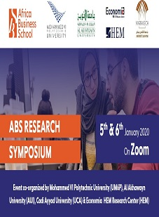 ABS RESEARCH SYMPOSIUM